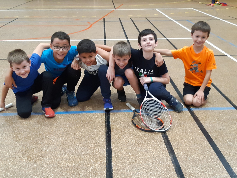 Ecole tennis 2020